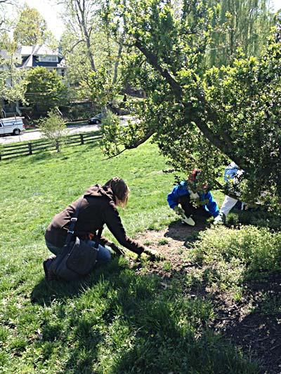 McLeans Gardens Babysitting Coop helps Rosedale