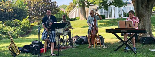 Cleveland Park Jazz Quartet