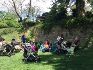 Cleveland Park Library hosts Storytime at Rosedale