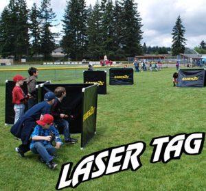 Laser Tag @ Rosedale Gate