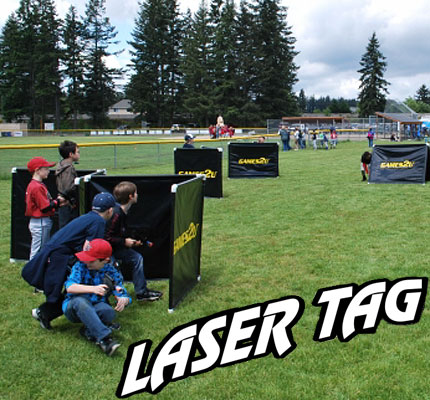 Laser Tag at Rosedale! - May 20th