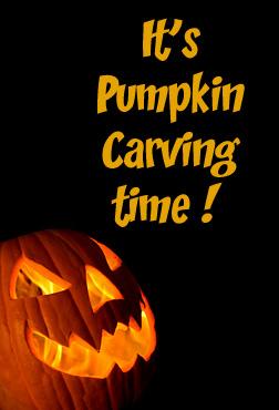 2015 Pumpkin Carving Party!