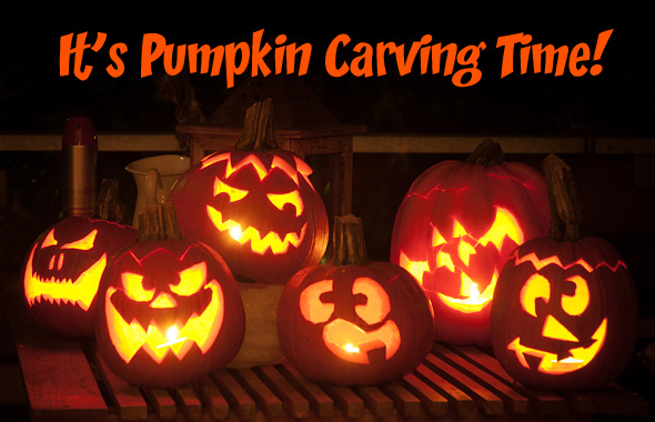 Pumpking carving party at Rosedale