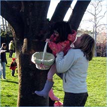 rosedale easter egg hunt
